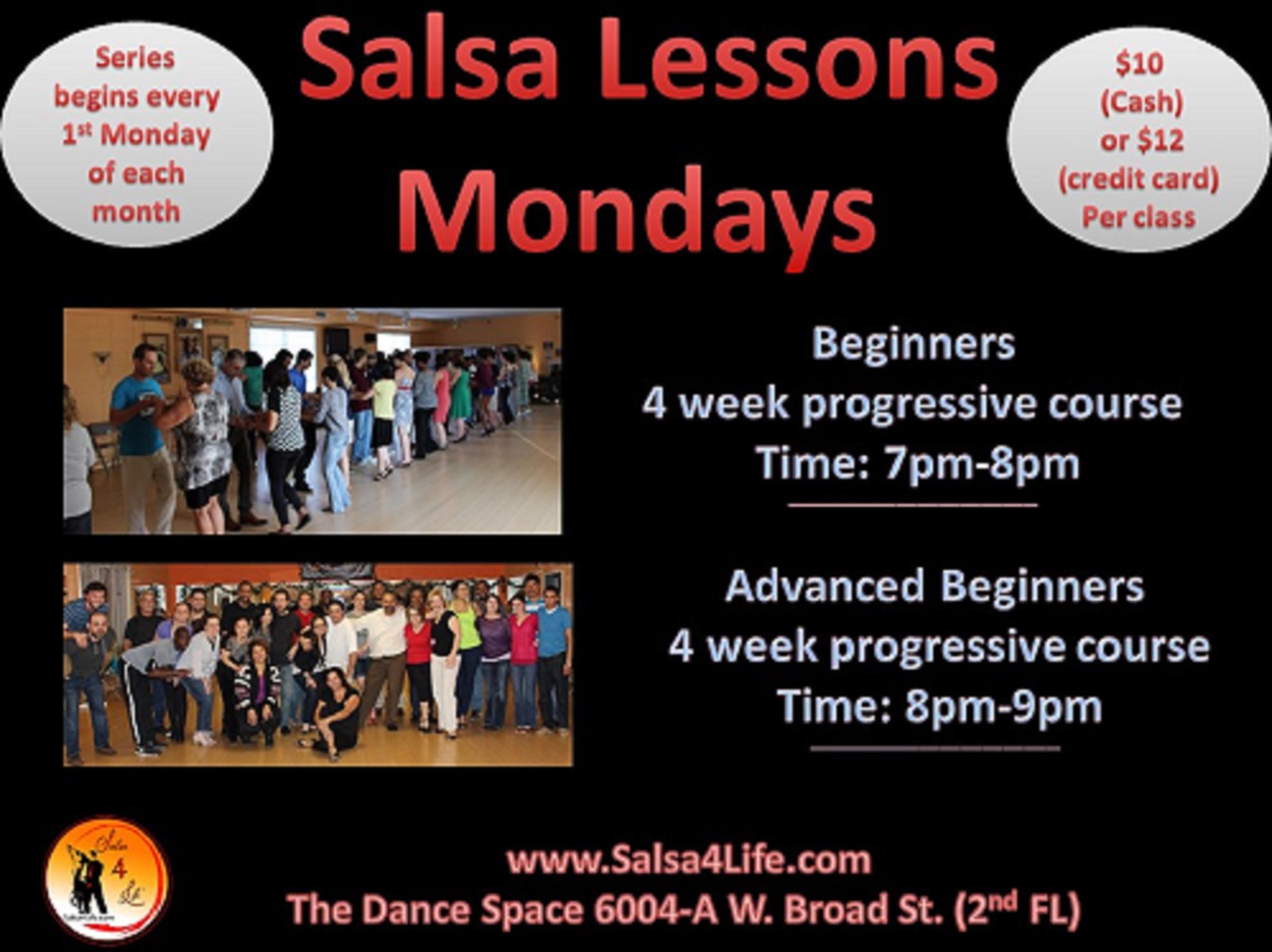 Monday Night Salsa Class