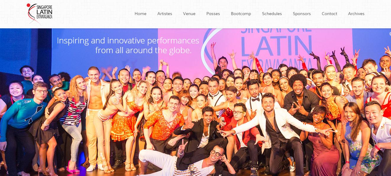 Singapore Latin Extravaganza