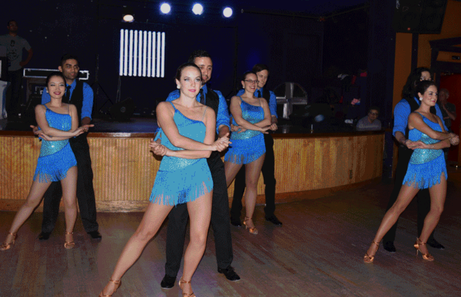 Salsa Fridays at Havana Club