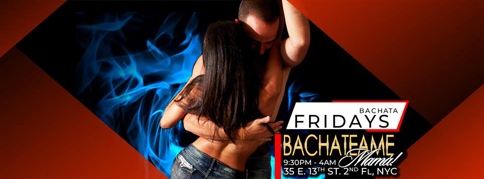 Bachata Fridays at Club Cache