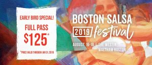 Boston Salsa Festival