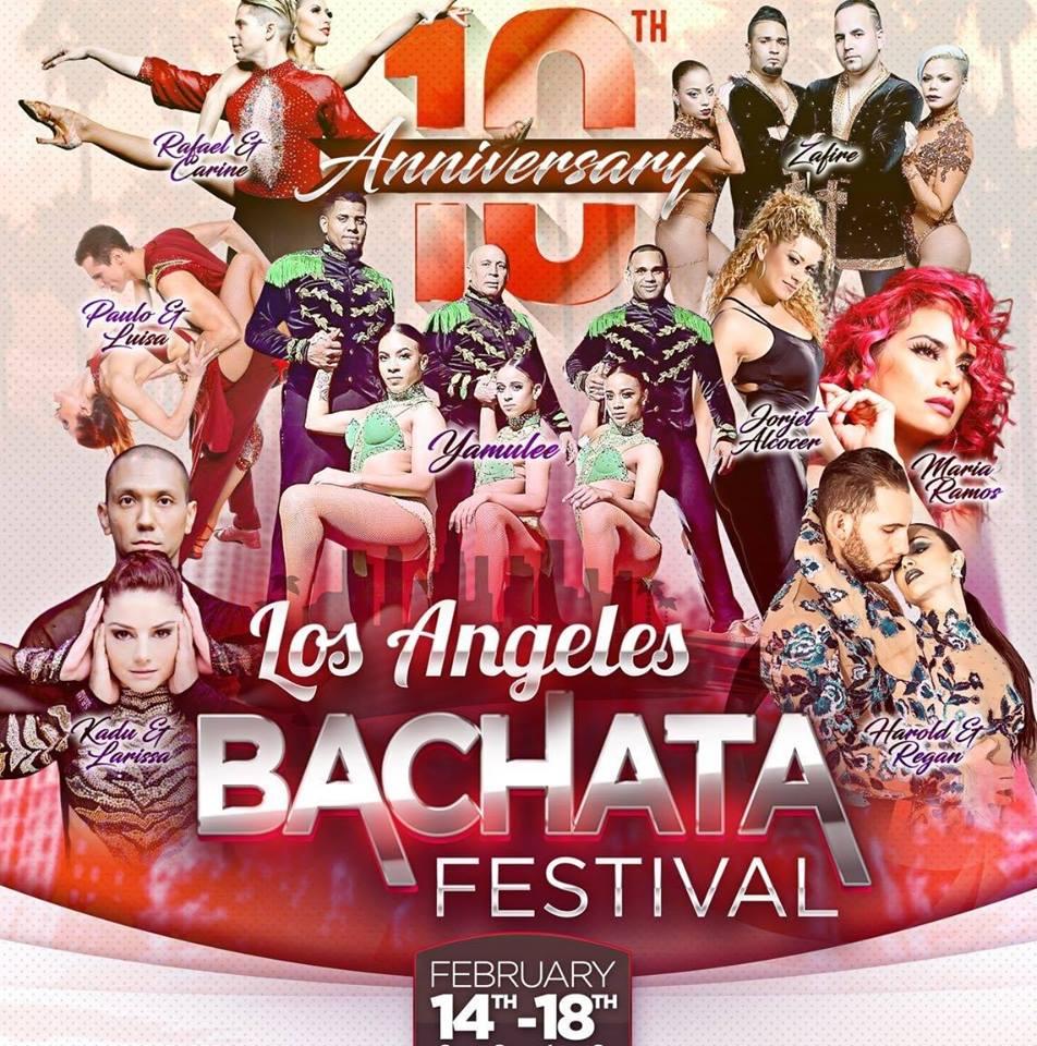 L.A Bachata Festival