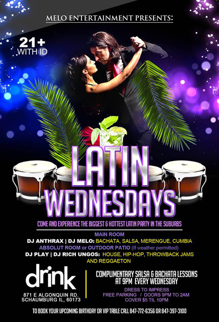 latin wednesdays at drink nightclub 1 jan 2020 latin wednesdays at drink nightclub 1