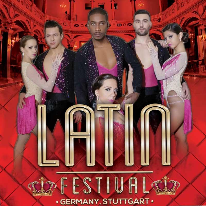 Ludwigsburg/Stuttgart Latin Festival