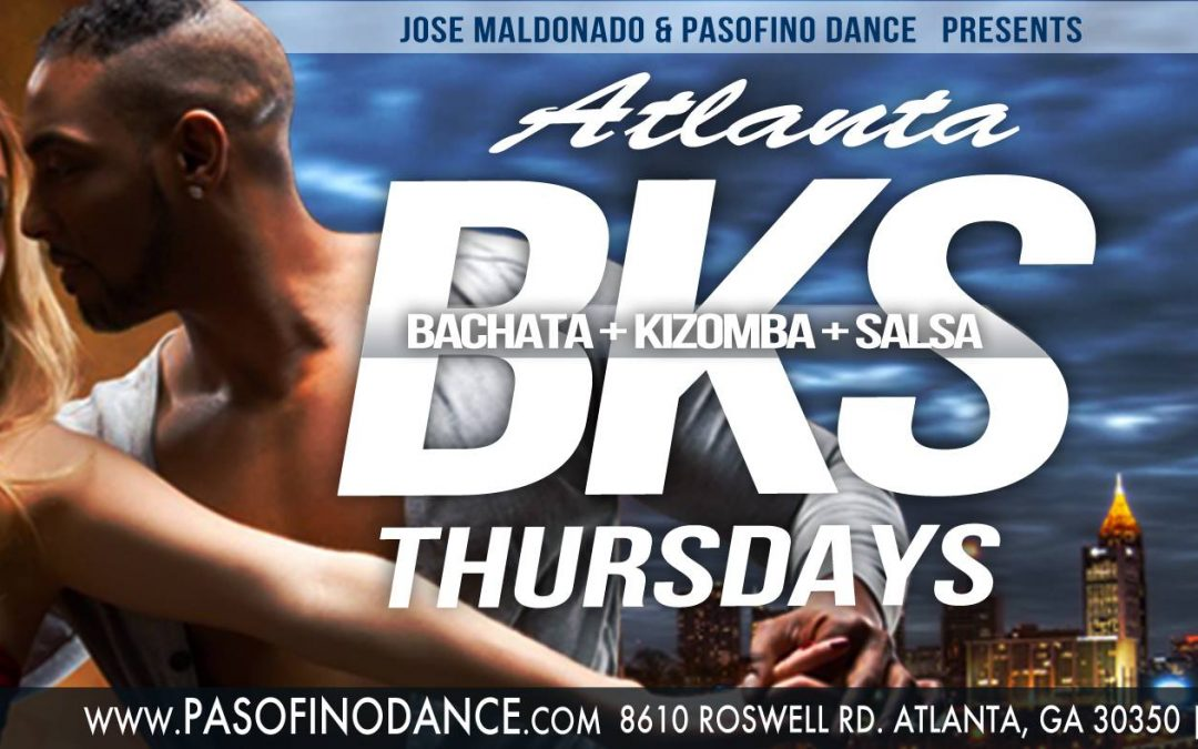 Salsa Thursdays at PasoFino