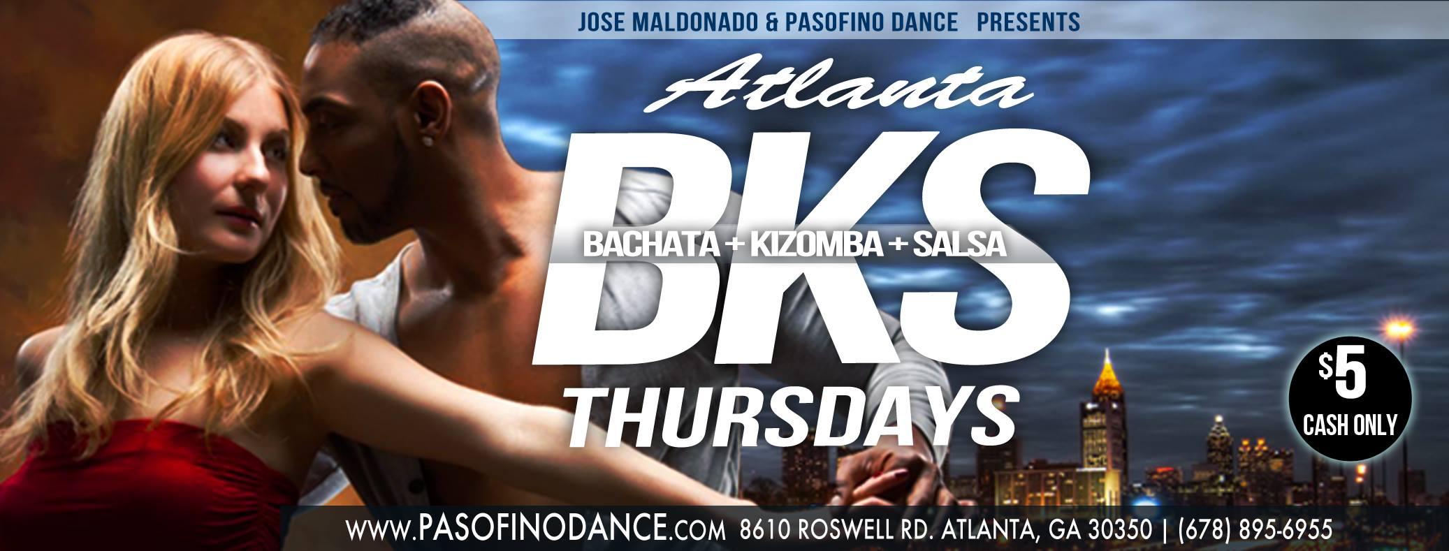 Salsa Thursdays at PasoFino