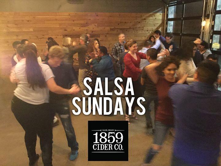 Salsa Sundays!
