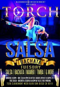 Salsa Tuesday at Torch