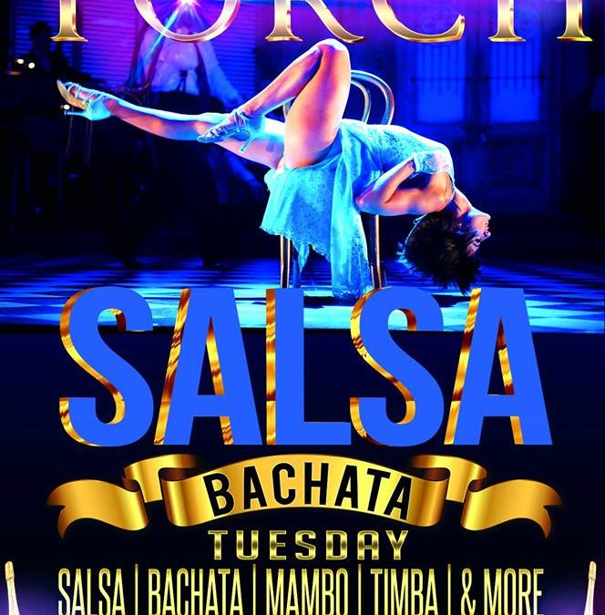 Salsa Tuesday at Torch