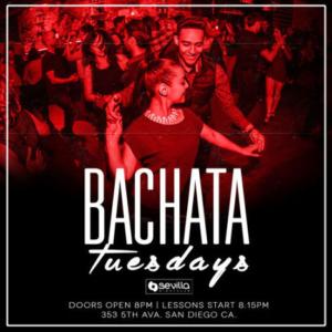 Bachata Tuesdays at Sevilla Nightclub