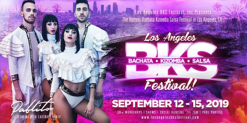 Anaheim Bachata Kizomba Salsa Festival