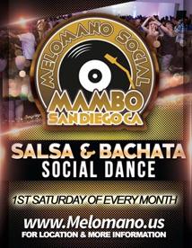 Salsa Saturdays at Tango del Rey