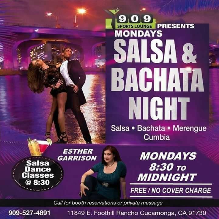 Rancho Cucamonga Salsa Dancing