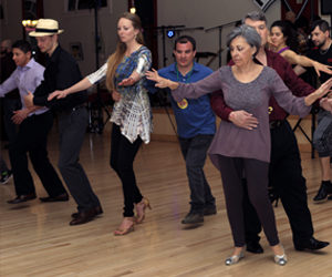 Salsa Wednesdays at Denver Turnverein