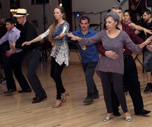 Salsa Wednesdays at Denver Turnveiren