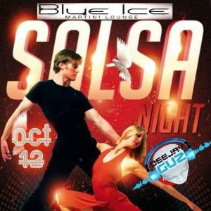 Salsa Fridays at Blue Ice Lounge