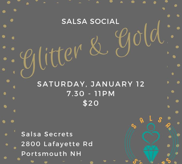 Salsa Saturdays at Salsa Secrets