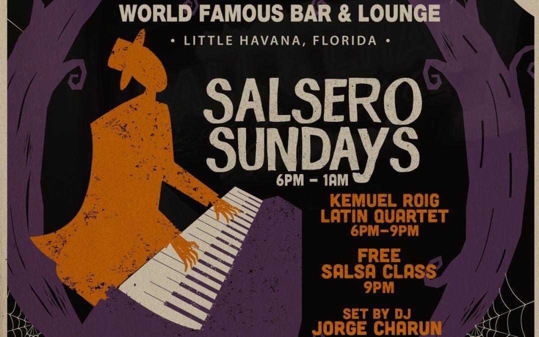 Salsa Sundays at Ball & Chain