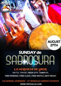 Salsa Sundays at La Herencia De Ybor