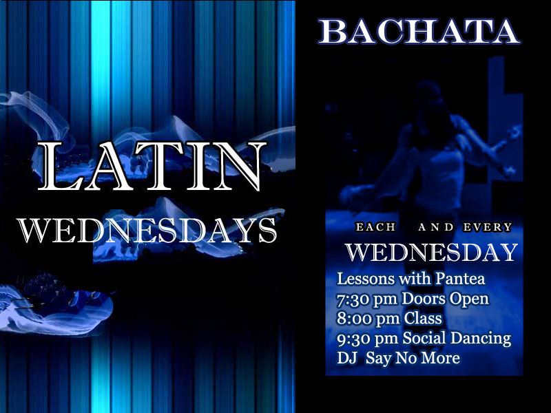 Bachata Wednesdays at Alberto's Night club