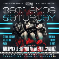 Bachata Saturdays at Cuba Libre