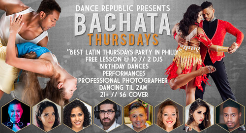 Bachata Thursdays at Lucha Cartel