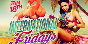 Latin Fridays at Tequila House