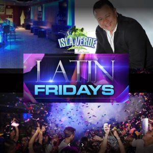 Latin Fridays at Isla Verde