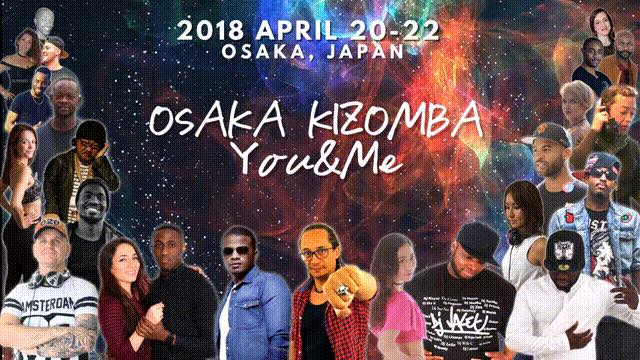 Osaka Kizomba You and Me