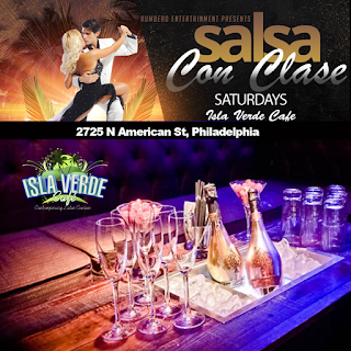 Salsa Saturdays at Isla Verde Cafe