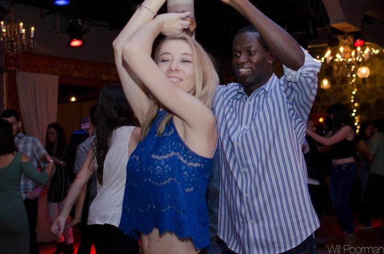 Fayetteville Salsa Dancing