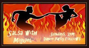 Phoenix Salsa Dancing