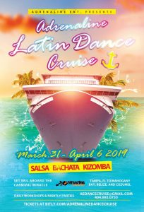 Tampa Latin Dance Cruise