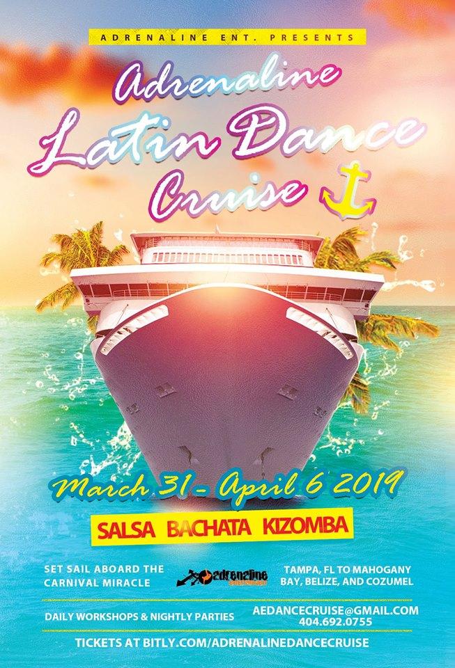Tampa Latin Dance Cruise