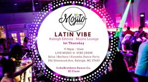 Latin Thursdays at Mojito Lounge