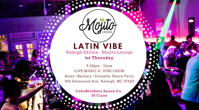 Latin Thursdays at Mojito Lounge