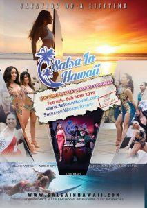 Honolulu Salsa and Bachata Congress