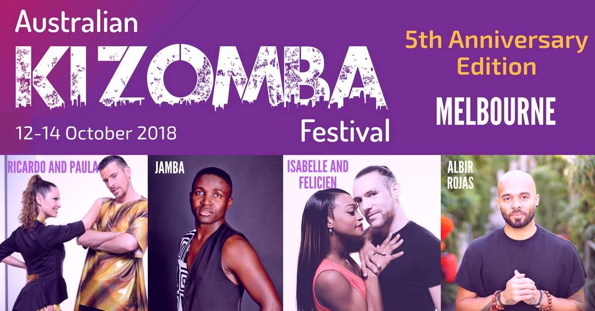 Melbourne Kizomba Festival