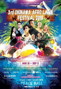 Naha Latin Festival