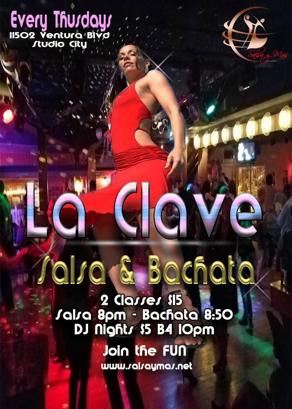 Salsa Thursdays at La Clave