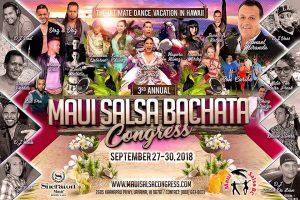 Annual Maui Salsa Bachata Congress