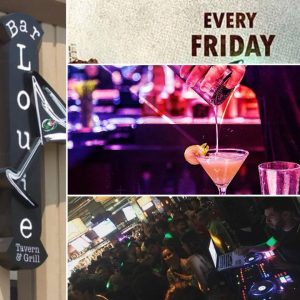 Latin Fridays at Bar Loui