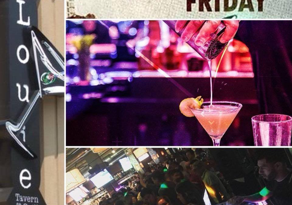 Latin Fridays at Bar Loui