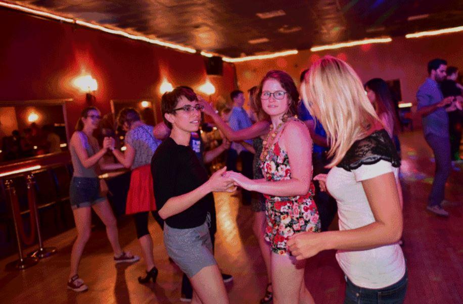Salsa Tuesdays at Havana Club