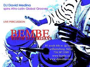 Latin Saturdays at Bembe