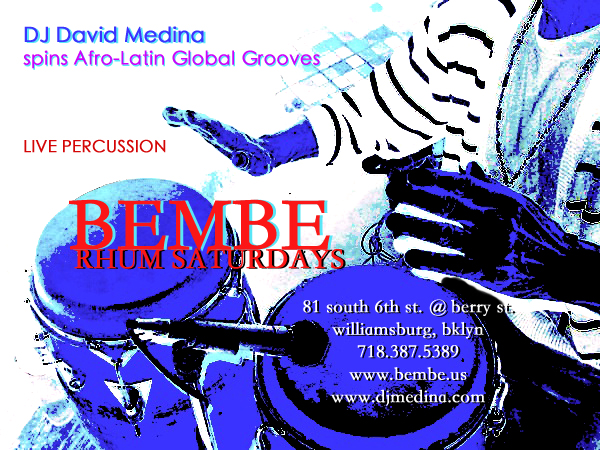 Latin Saturdays at Bembe