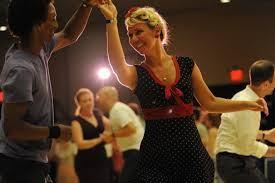 Salsa Dancing at Elk's Lodge