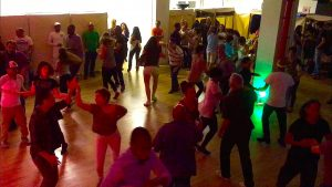 Salsa Wednesdays at Adelante Studios