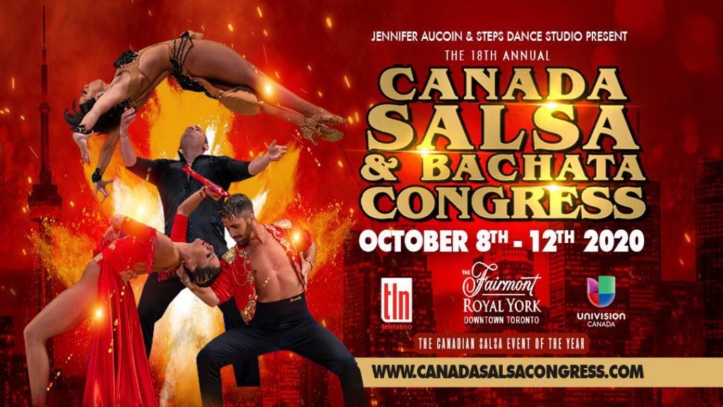 Toronto Salsa Congress