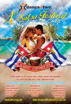 SALSA FESTIVAL SANTIAGO DE CUBA